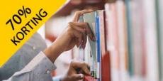 Bookspot sale tot wel 70% korting