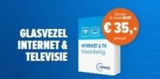 Caiway internet en tv voor slechts €35 p/m