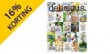 3 keer Delicious magazine voor 17,50 – Stopt automatisch!