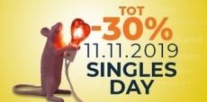 Alleen vandaag 30% korting bij dmlights