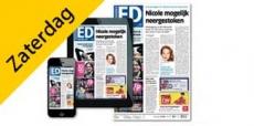 Eindhovens Dagblad zaterdag+ voor 4,50 p/wk