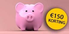 Eneco Black Friday = €150 cashback bij 1 jaar