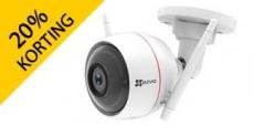 20% korting op perfecte outdoor camera