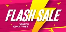 Dealextreme flash deals met extra korting!