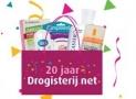 Gratis Drogisterij.net goodiebag t.w.v. €50