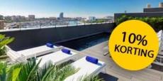 10% korting op H10 Port Vell in Barcelona