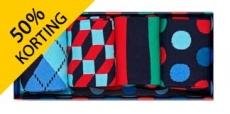 Happy Socks outlet met 50% korting