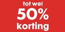 HEMA online sale met kortingen tot 50%