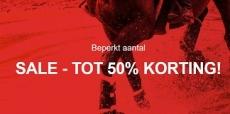 Tot 50% korting bij Horze met de SALE