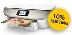 10% korting op HP printers
