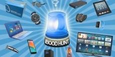 iBood Hunt met 500+ deals