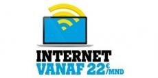 Internet van Tele2 vanaf 22 euro per maand!