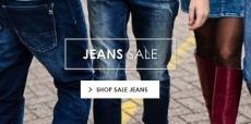 Jeans SALE bij Jeans Centre tot 50% korting
