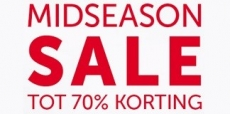 Mid Season Sale tot 70% bij Klingel