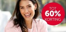Tot 60% korting op kleding bij Klingel