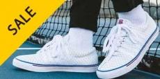 Tot 50% korting op K-Swiss schoenen tijdens de sale