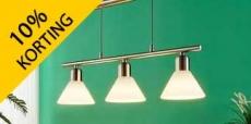 10% korting bij Lampen24 vanaf €110