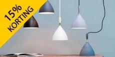 15% korting bij Lampen24 vanaf €200