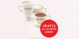 Gratis koffie of thee bij La Place