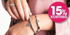 15% korting op Guess armbanden