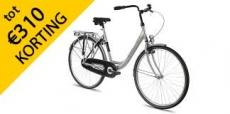 Tot €310 korting op fietsen van Matrabike
