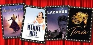 Ontvang 2 musicalkaarten t.w.v. €90 bij de Bankgiro Loterij