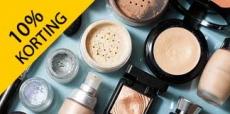10% korting op schoonheidsproducten van Nicebeauty