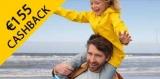 Krijg €155 cashback bij 1 jaar groene stroom van Nuon