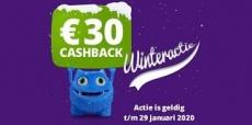 Krijg €30 cashback bij alles-in-1 van Online