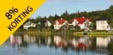 8% korting op accomodaties in Reykjavik