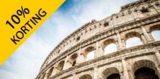 10% korting op dagattracties in Rome