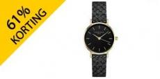 61% korting op Rosefield horloges bij Watch2day