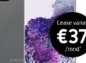 Samsung S20 leasen vanaf €37 p/m