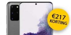 Pre-order Galaxy S20+ met €217 korting + gratis Buds+