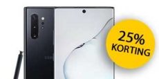 Samsung Galaxy Note 10 Plus met 25% korting!