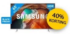 40% korting op Samsung Qled