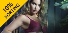 30% + 10% EXTRA korting op Sapph lingerie