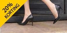 Tot 20% korting op schoenen van Sarenza