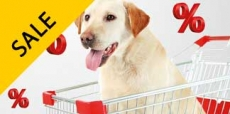 Schecker SALE op hondenartikelen