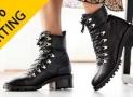 20% korting op laarzen van Shoe Club