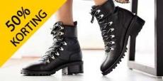 Tot 50% korting op merkschoenen bij Shoe Club