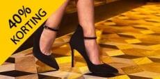Sale bij Shoe Club met 40% korting