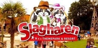 Attractiepark Slagharen voor €10 + gratis parkeren