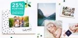 25% korting op fotoboeken van Smartphoto