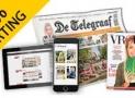 De Telegraaf 2 jaar met 39% korting