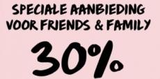 30% korting bij The Body Shop