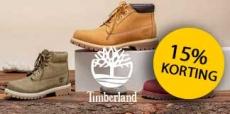 15% korting op Timberland schoenen bij About You