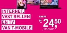 T-Mobile Thuis vanaf 24,50 per maand