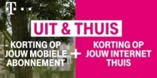 T-Mobile Unlimited + internet thuis voor €50!