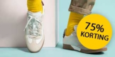 Tot 75% korting op schoenen van Torfs